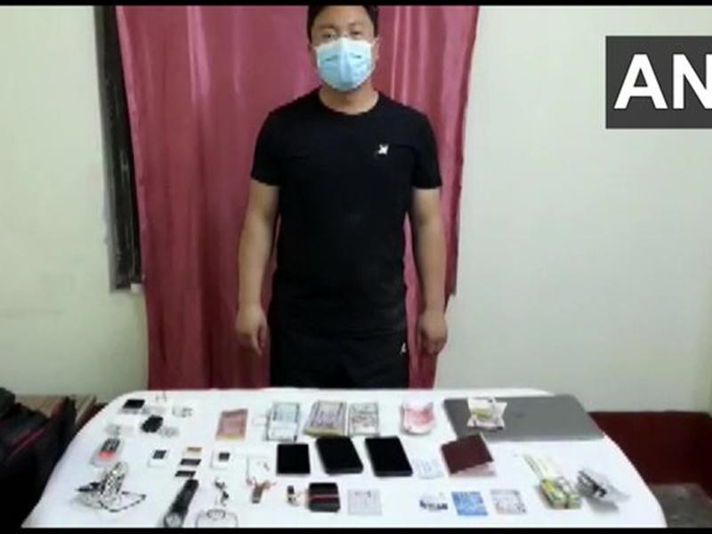 भारत-बांग्लादेश सीमा पर BSF की गिरफ्त में आया चीनी नागरिक, जासूसी का शक