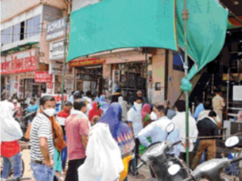 Gwalior Unlock News: ग्वालियर में बाजार हुए फिर गुलजार, रेस्टोरेंट में बैठकर खाना भी खा सकेंगे