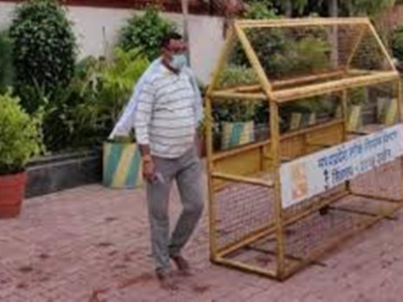 Ujjain News : विकास दुबे बोला था- मेरे पैर पर टिप्पणी करते थे सीओ, इसलिए मार डाला