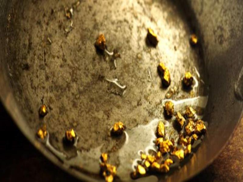 जशपुर की मिट्टी में मिले सोने के कण, भू-गर्भ में छिपा हो सकता है विशाल भंडार