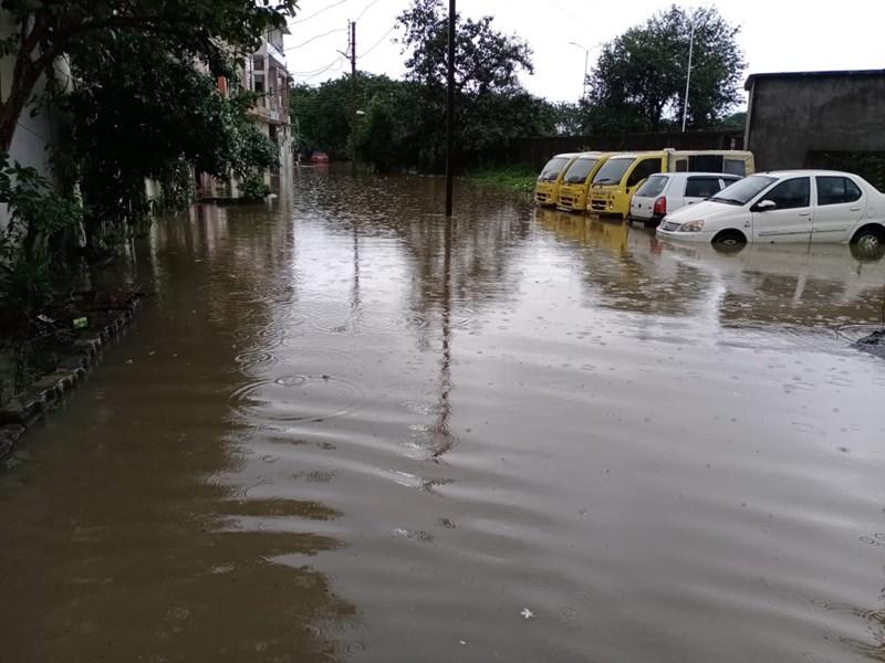 MP Weather Update : जबलपुर, मंदसौर, सागर, टीकमगढ़ समेत 18 जिलों में भारी बारिश की चेतावनी