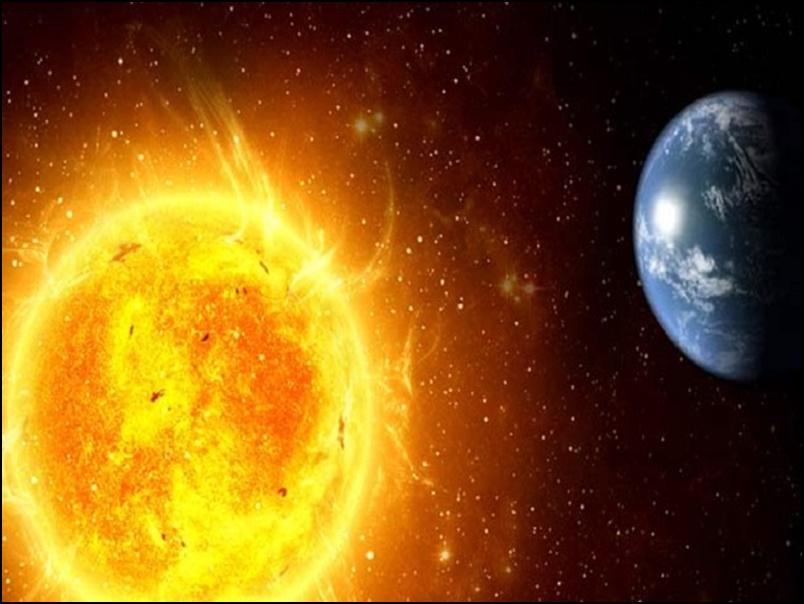 Sunspot पृथ्वी की ओर मुड़ सकता है खतरनाक सनस्पॉट, जानिये दुनिया पर क्या हो सकता है इसका असर