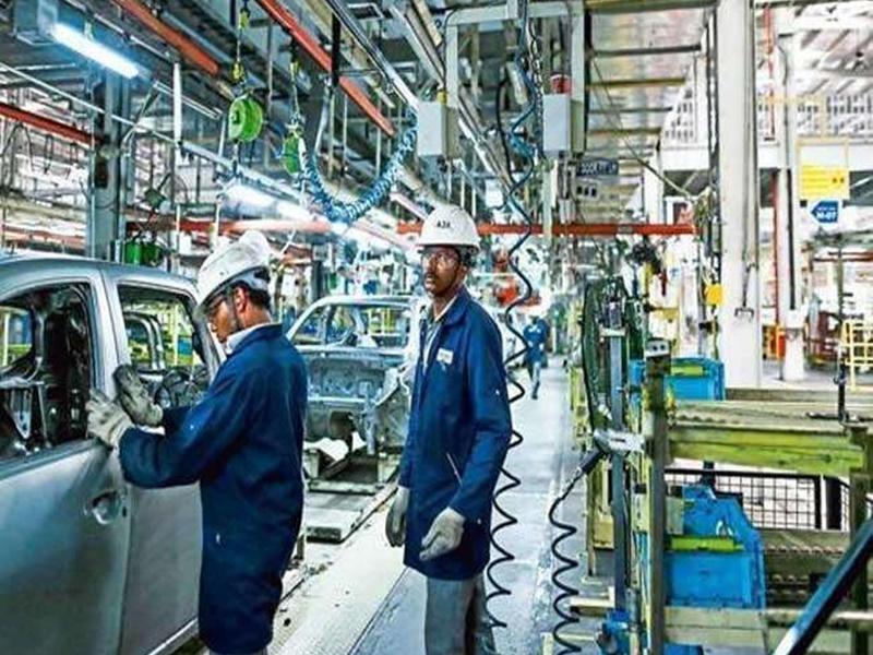 Good News : पटरी पर आ रही है देश की अर्थव्यवस्था, जुलाई में 11.50% बढ़ा औद्योगिक उत्पादन