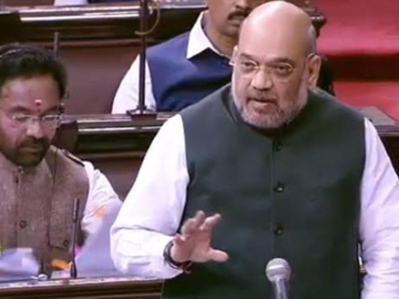 Parliament session : गृहमंत्री अमित शाह ने कहा- कश्मीर में बंद नेताओं की रिहाई का फैसला स्थानीय प्रशासन लेगा