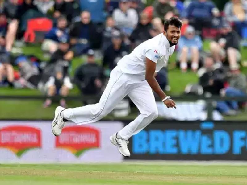 Pakistan vs Sri Lanka: श्रीलंका को झटका, डेंगू की वजह से यह गेंदबाज दौरे से बाहर