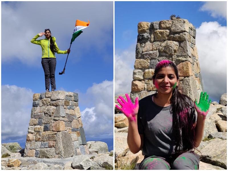 Madhya Pradesh News : छिंदवाड़ा की भावना डेहरिया ने ऑस्ट्रेलिया की चोटी पर फहराया तिरंगा