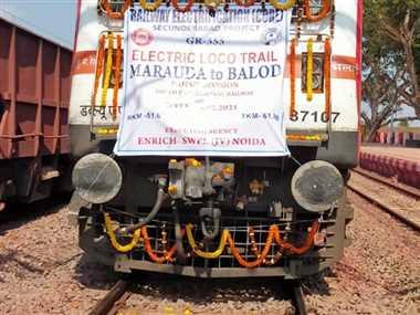 मरौदा-बालोद लाइन पर भी ट्रेनों की रफ्तार होगी तेज
