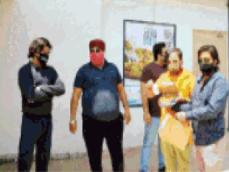 Gwalior Lockdown News: होटल-रेस्टोरेंट बंद, डोमिनोज कर रहा था होम डिलीवरी