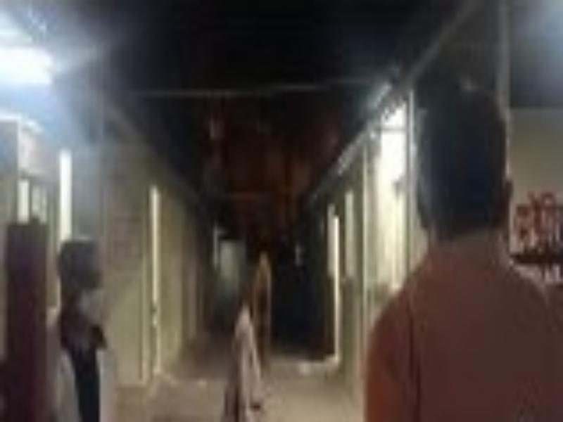 Gwalior Corona Alert News: ऊर्जा मंत्री सुबह कोल्ड ओपीडी पहुंचे, कहा- मैं मरीज हूं, मुझे जांच कराना हैं, डाक्टर मिले गायब