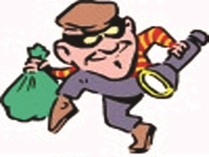 Gwalior Crime News: सरकारी स्कूल से टीवी पंखे ले गए शातिर चोर