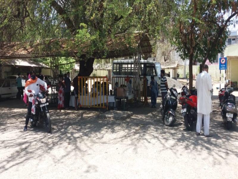 Bhopal News: बैरागढ़ सिविल अस्पताल में कोविड सेंटर बनने में देरी