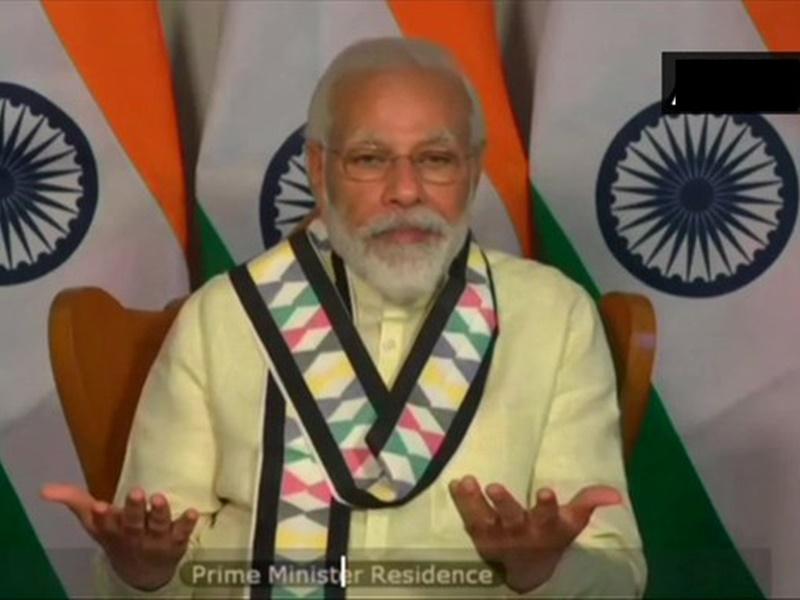 Indian Chamber of Commerce के कार्यक्रम में बोले पीएम मोदी, आपदा को अवसर बनाएंगे, यह बहुत बड़ा टर्निंग पॉइंट