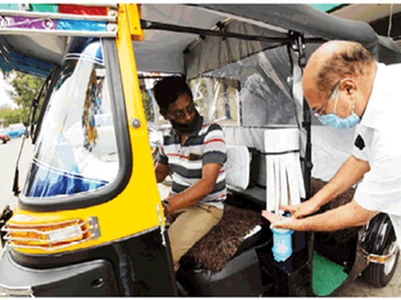 Jabalpur News: ऑटो चालकों ने की ओवरलोडिंग शुरू, चेकिंग में कटा चालान