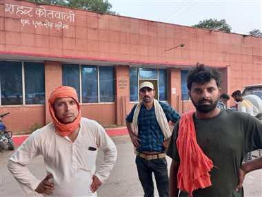 सरसों बेचकर आए किसान के झोला सहित 90 हजार रुपये चोरी