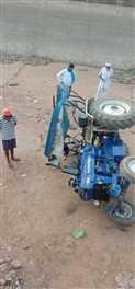 श्योपुरः रघुनाथपुर से गांव जा रहा ट्रैक्टर चंबल नहर में गिरा, मां-बेटी की मौत, पति-सास की घायल