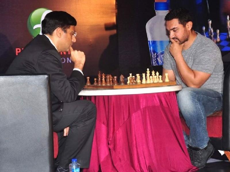 आमिर खान के साथ शतरंज खेलेंगे विश्व चैंपियन विश्वानाथन आनंद, कोविड को चेकमेट करने की होगी कोशिश