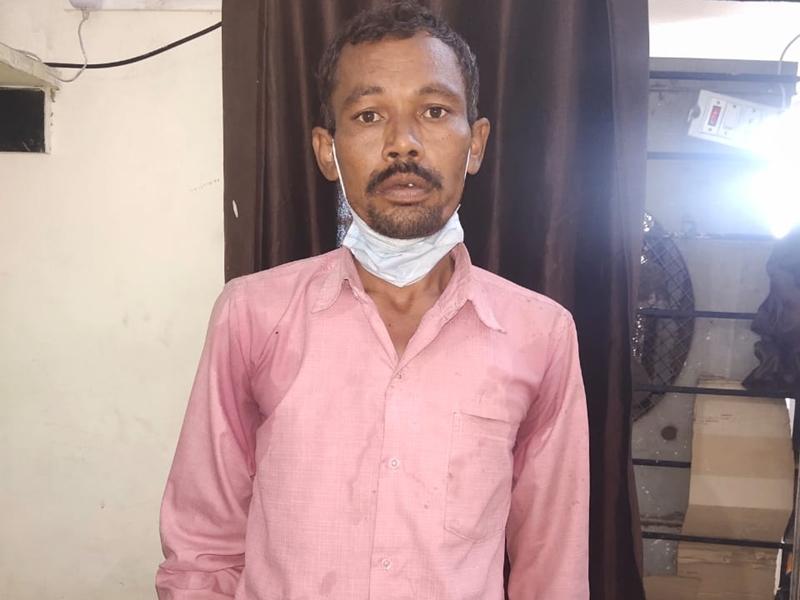 Crime News: विवाद में पति ने पत्नी का हथौड़ी से फोड़ा सिर