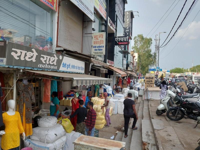 Bhopal Business News: बैरागढ़ में कपड़ा बाजार खुलने से व्यापारियों के चेहरे खिले, लेकिन अपेक्षित ग्राहकी नहीं