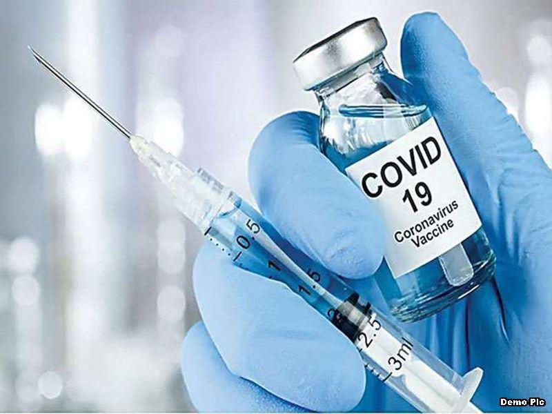 MP Corona Vaccination: मध्य प्रदेश में कोरोना टीका की सिर्फ एक लाख डोज, दो दिन तक 50 हजार को ही लग सकेगी वैक्सीन
