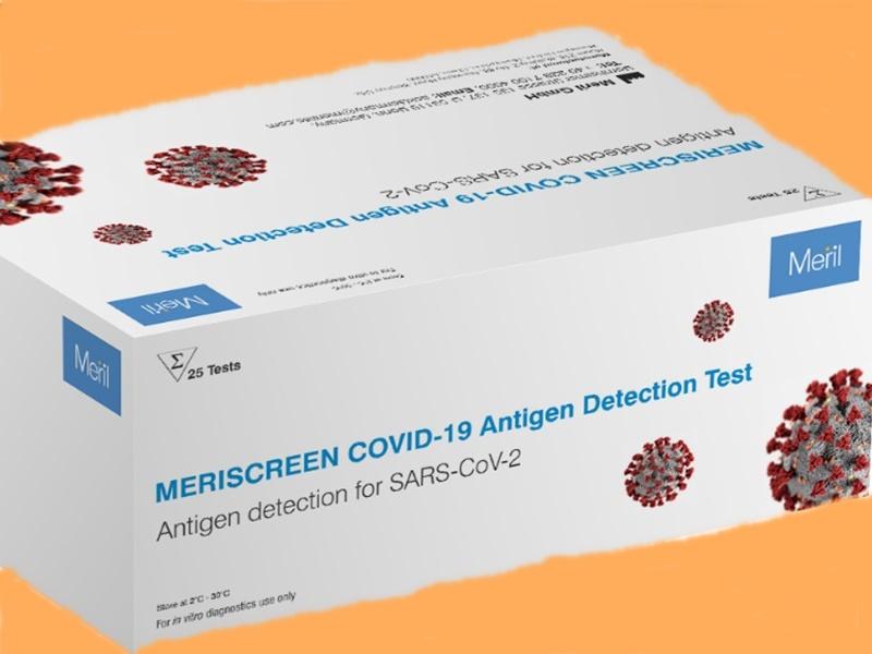 Corona: सेल्फ टेस्ट किट को मिली ICMR की मंजूरी, घर बैठे करें रैपिड एंटीजन टेस्ट