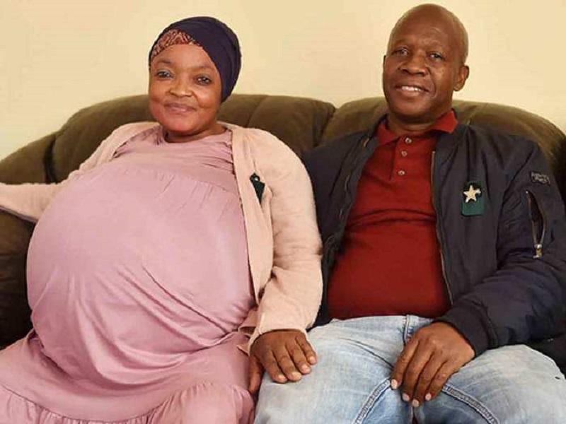 Woman Gives Birth 10 Babies: दक्षिण अफ्रीकी महिला ने दिया 10 बच्चों को जन्म, बना दिया वर्ल्ड रिकाॅर्ड