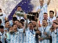 Copa America 2021 Final: अर्जेन्टीना ने ब्राजील को हराकर जीता कोपा कप, मैसी का सपना हुआ पूरा