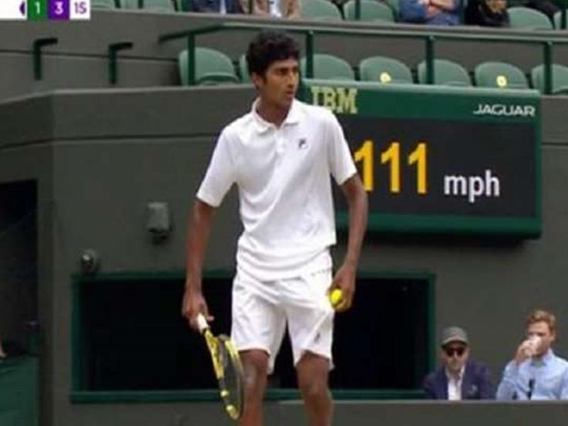 Wimbledon 2021: चैंपियन बने भारतीय मूल के खिलाड़ी समीर बनर्जी, जूनियर ग्रुप में जीता ग्रैंड स्लैम खिताब