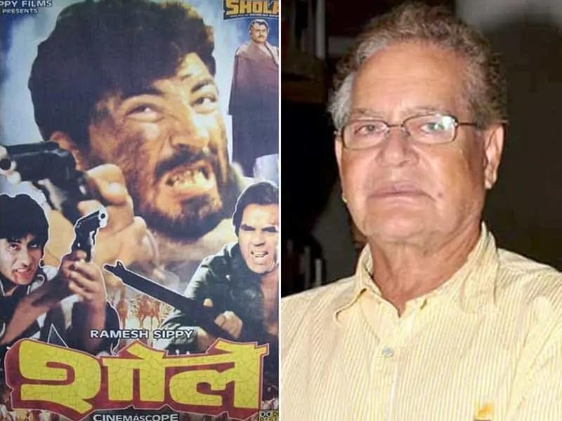 Sholay फिल्म को फ्लॉप बताए जाने के बाद जावेद अख्तर, सलीम खान ने किया था 1 करोड़ की कमाई का दावा