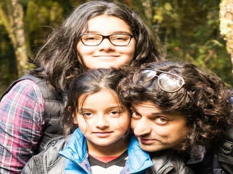 मेहा और कायरा दिल जीतने को तैयार, फोक गीत में दे रही शानदार प्रस्तुति
