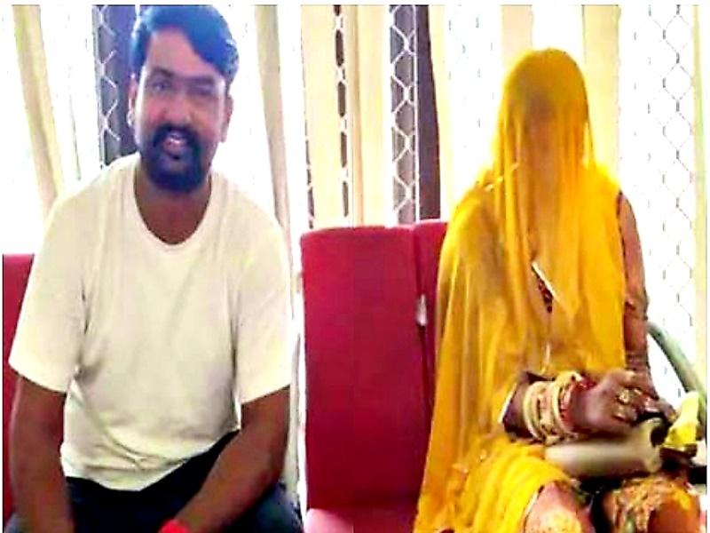 Rajasthan: वीजा दिक्कतों के कारण ढाई साल बाद तक पीहर में ही रही पाकिस्तानी दुल्हन, अब पहुंची ससुराल