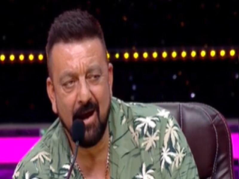 सुपर डांसर चैप्टर 4 में पहुंचे Sanjay Dutt, अपनी डेब्यू फिल्म 'रॉकी' का सुनाया मजेदार किस्सा