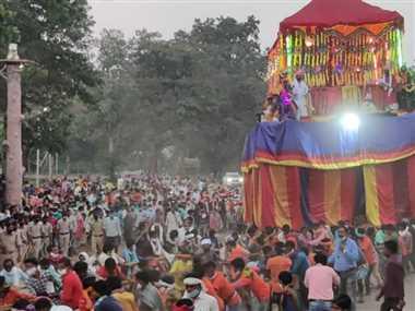 Bastar Dussehra: सामाजिक समरसता, सहकारिता का आदर्श उत्सव है बस्तर दशहरा