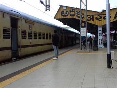 Railway Bastar News: सांसद दीपक बैज बोले- रेलवे को अरकू बोर्रागुहालू की चिंता, बस्तर की नहीं