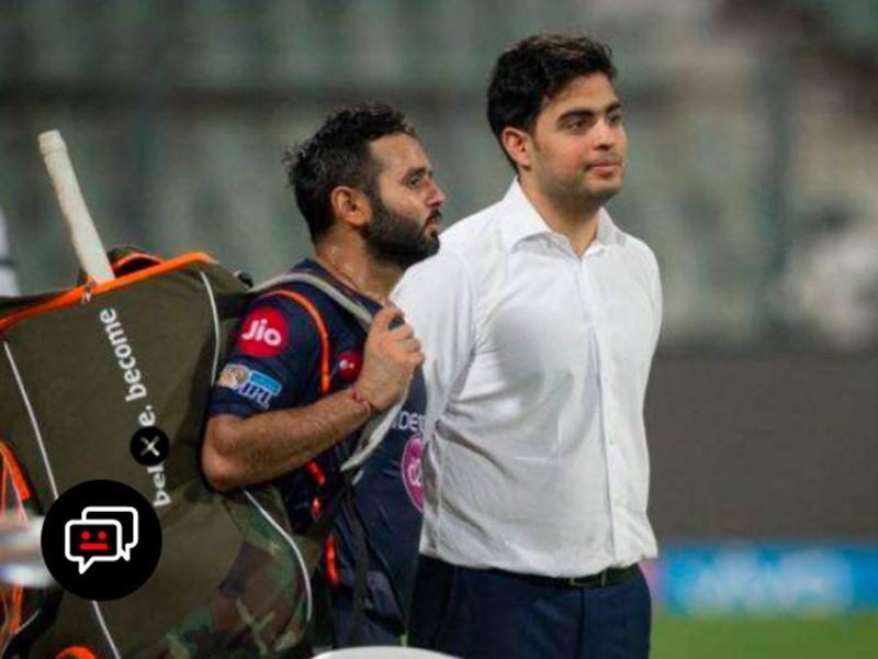 संन्यास लेते ही मुंबई इंडियंस से जुड़े Parthiv Patel, इस भूमिका में आएंगे नजर