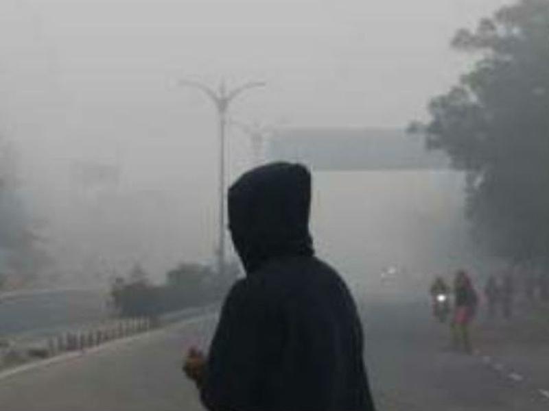 Chhattisgarh Weather : कड़ाके की ठंड से स्काउट-गाइड के 11 विद्यार्थी हो गए बेहोश, अस्पताल में करना पड़ा भर्ती