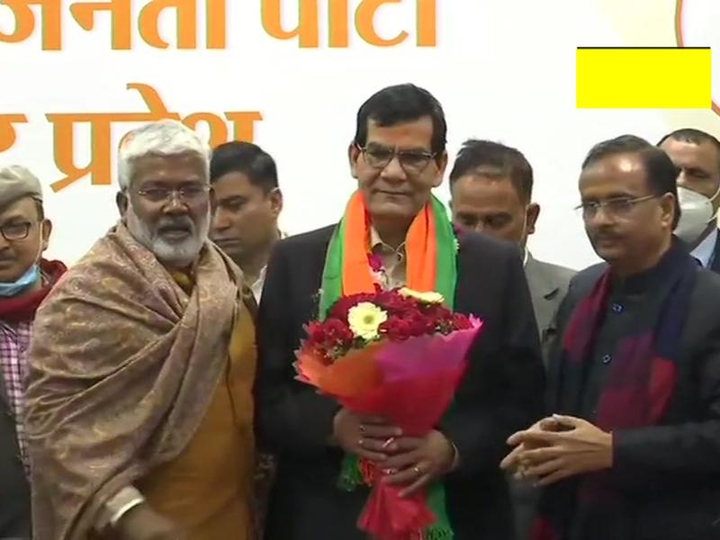 Uttar Pradesh Vidhan Parishad Chunav 2021: BJP ने जारी की उम्मीदवारों की लिस्ट, पूर्व IAS अरविंद कुमार शर्मा का नाम भी शामिल