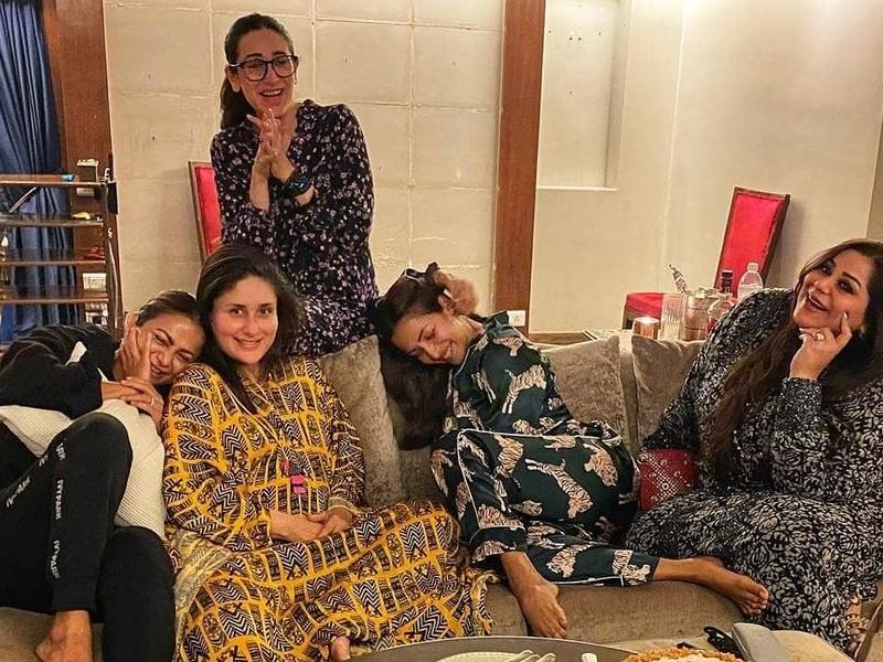 प्रेग्नेंट Kareena Kapoor Khan ने अपनी गर्ल गैंग के साथ की पार्टी, इंस्टाग्राम पर शेयर की तस्वीर