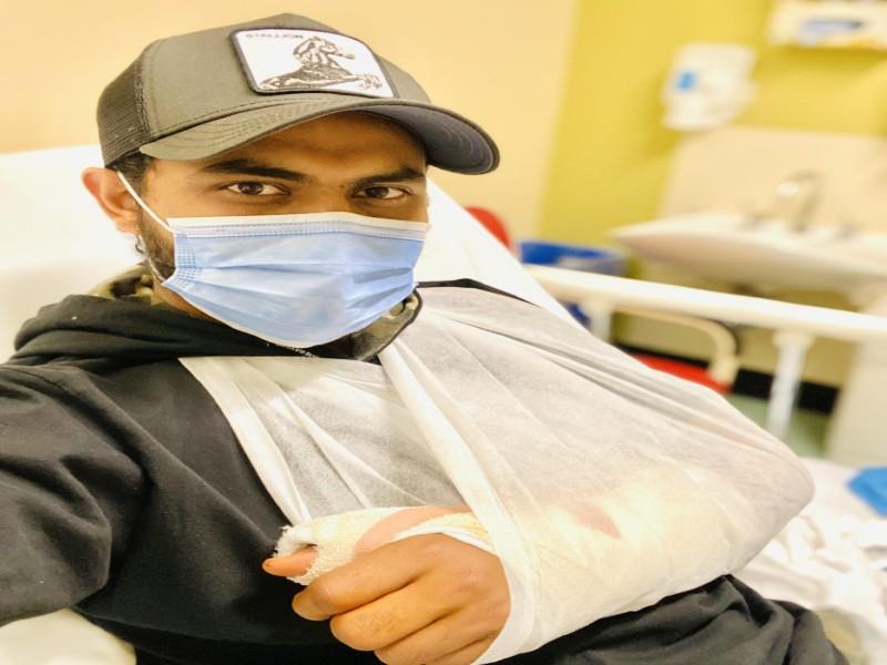 रवींद्र जडेजा के अंगूठे की सफल सर्जरी, फोटो शेयर कर लिखा- धमाकेदार वापसी करूंगा