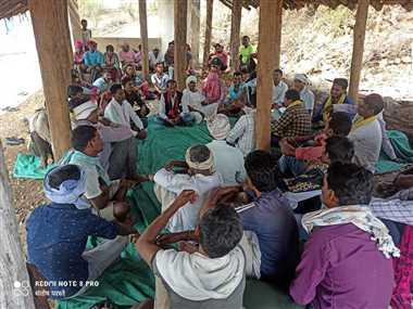बसनिया बांध के सर्वे का विरोध, 18 गांव मंडला और 13 गांव डिंडौरी के होंगे प्रभावित