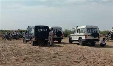 शहर के किराना व्यापारी की हत्या, बीहड़ में मिला शव