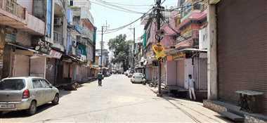 श्योपुरः लॉकडाउन का अक्षय तृतीय पर असर, ज्वेलर्स, बैंड, हलवाई से लेकर कपड़ा व्यापारी चिंतित