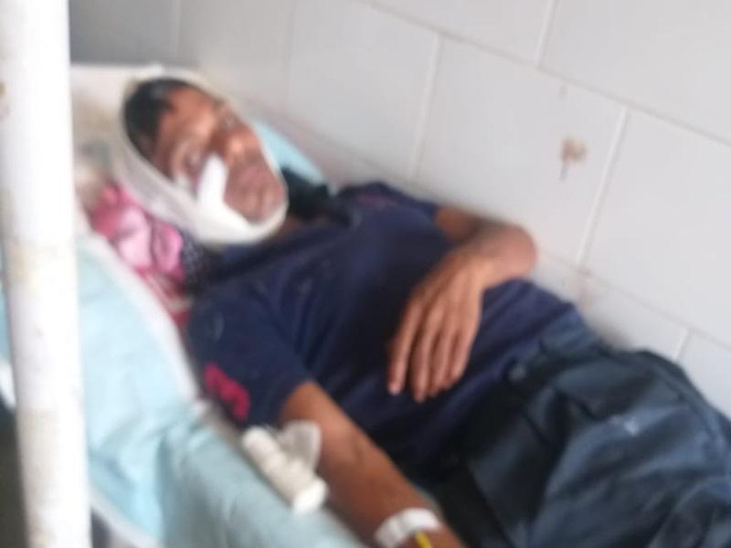 Madhya Pradesh News: बालाघाट जिले में तेंदुए के शावक के हमले से एक व्यक्ति घायल