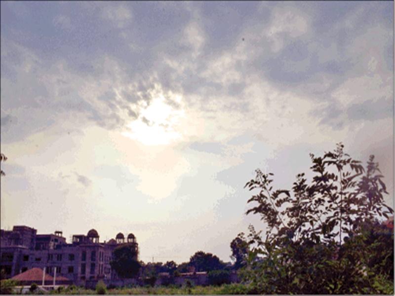 Gwalior Weather News: बादल छाए, सूरज की तपिश रोकी, शाम को आएगी आंधी