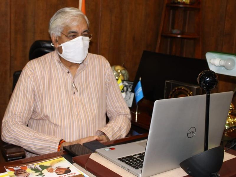 Virology Lab In Koria: स्वास्थ्य मंत्री सिंहदेव ने वर्चुअल माध्यम से कोरिया की वायरोलॉजी लैब का किया उद्घाटन