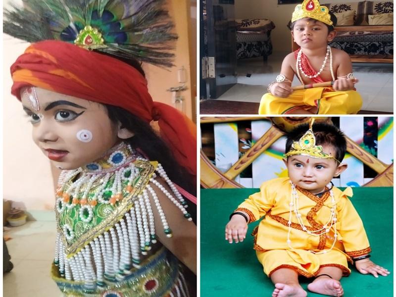 Happy Janmashtami 2020: सोशल मीडिया में ट्रेंड कर रहा- जय कन्हैया लाल की...नटखट कान्हा मोह रहे मन