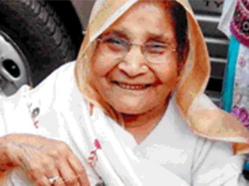 Coronavirus in Bhopal : हौसले को सलाम, 94 साल की बुजुर्ग ने दी कोरोना को मात
