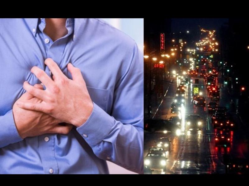 Heart Attack का सीधा संबंध है हैवी ट्रेफिक से, भारी भीड़ृ-भाड़ साबित हो रही जानलेवा