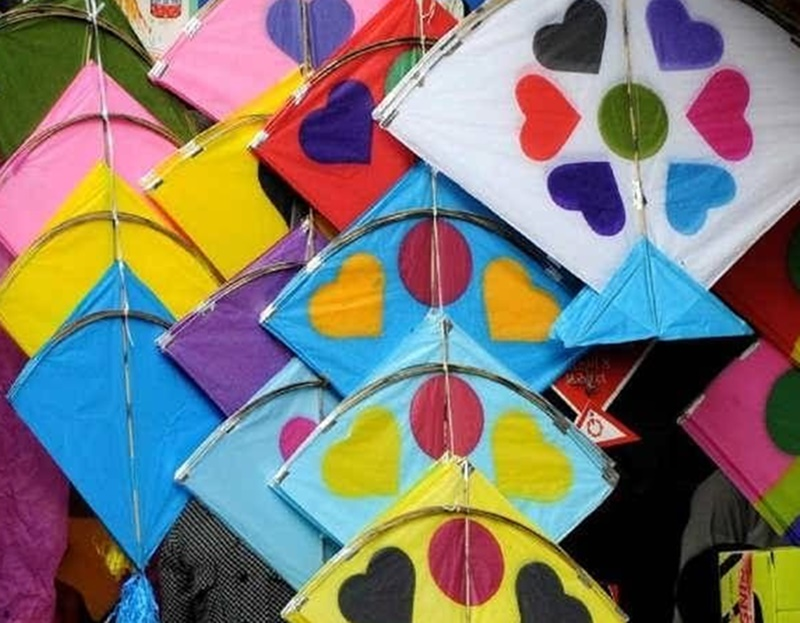 Makar Sankranti 2020: Kite business also Gets Affected By inflation kite  and Manjha prices by 15 to 20 Percent