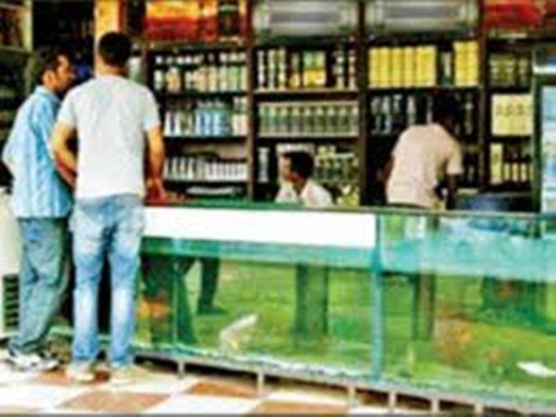 Gwalior Excise News: जागा आबकारी विभाग: अवैध शराब की जानकारी मिले तो कंट्रोल रूम को बताएं