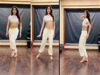 Janvhi Dance Video: जान्हवी कपूर ने किया बेहतरीन बेली डांस, वीडियो ने मचाया तहलका
